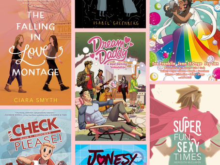 10 Queer Love Stories To Read This Valentines Day