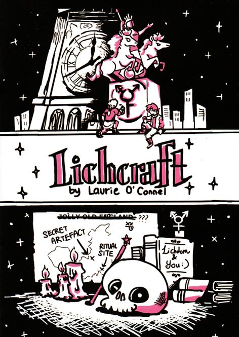 Lichcraft