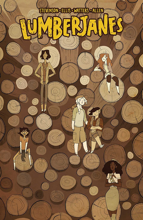 Lumberjanes Vol. 4 : Out Of Time