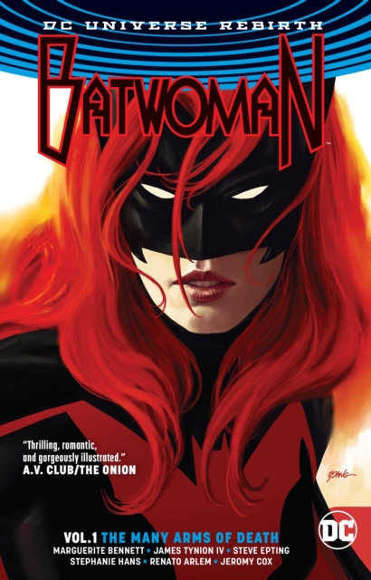 Batwoman Vol. 1 The Many Arms Of Death