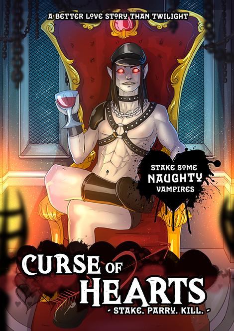 Curse Of Hearts