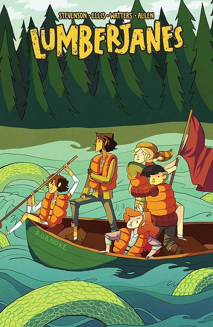 Lumberjanes Vol. 3 : A Terrible Plan