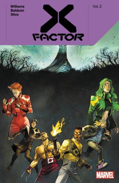 X-factor Vol. 2