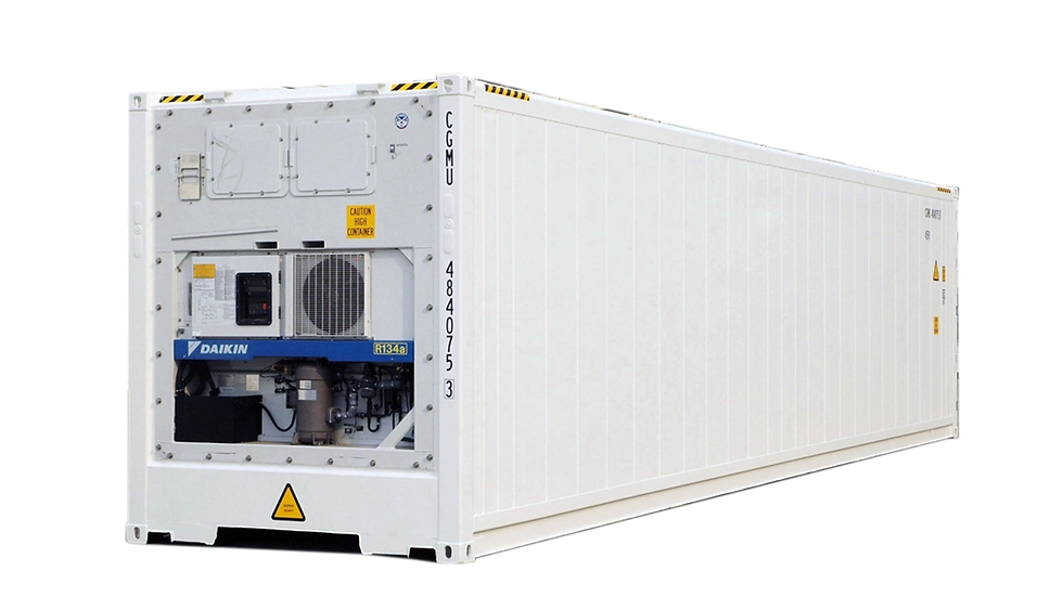 40' Refrigeration Container