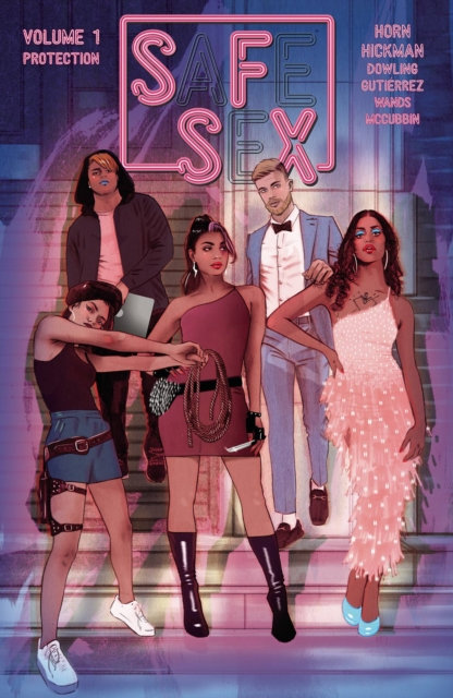 SFSX (Safe Sex) Volume 1: Protection
