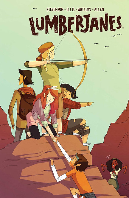 Lumberjanes Vol. 2 : Friendship To The Max