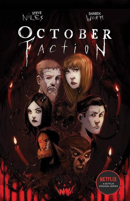 The October Faction: Open Season