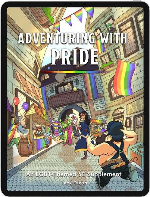 Adventuring with Pride (DIGITAL EDITION)