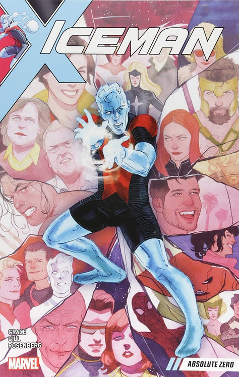 Iceman Vol. 2: Absolute Zero
