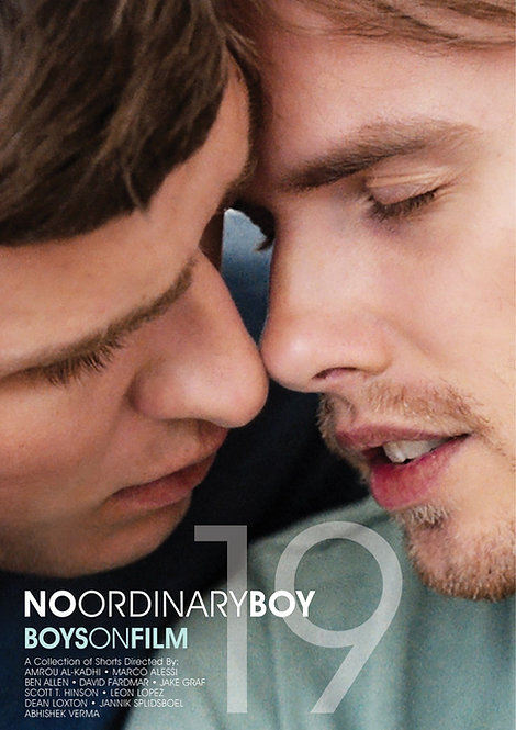 Boys On Film 19 - No Ordinary Boy