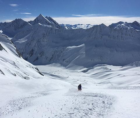 Voyage à ski