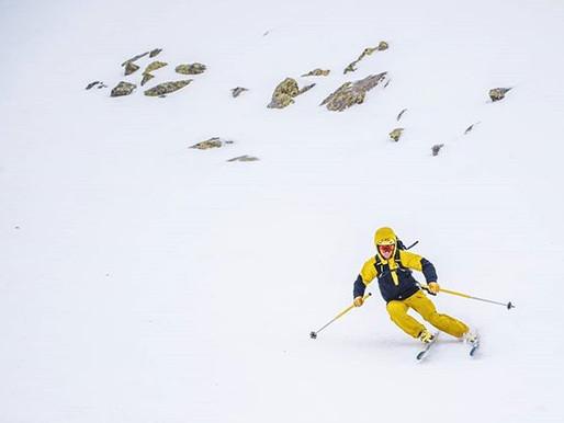 Stage première neige Capitan Wild*ZAG
