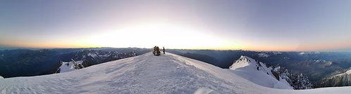 Mont-Blanc par la voie normale