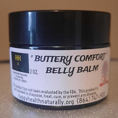 """ Buttery Comfort "" Belly Balm 2 oz."