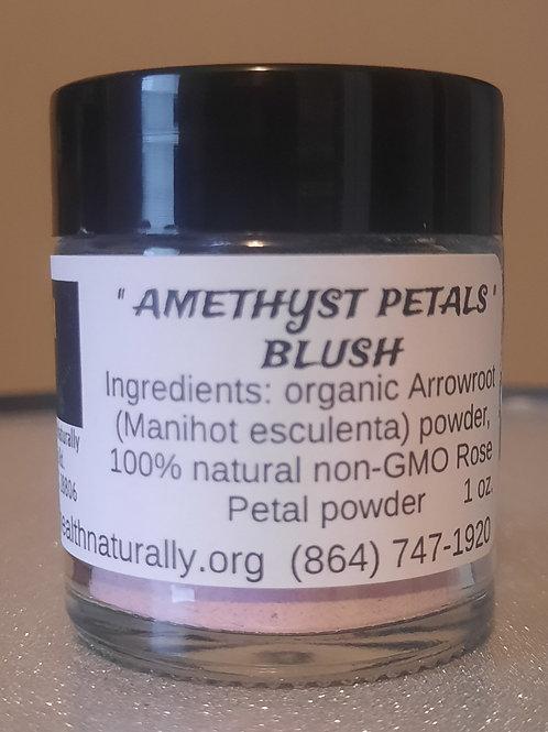 """BLUSH- """"AMETHYST PETALS"""""""