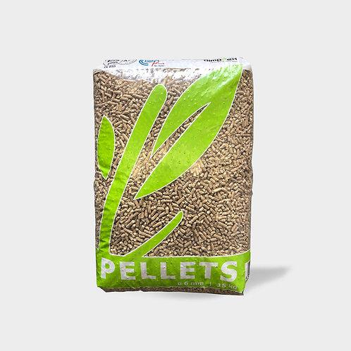 Holz-Pellets DIN Plus - Sack
