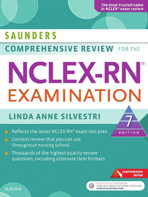 Saunders NCLEX PDF Review Book