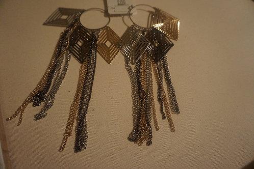 Grindaholic Earrings