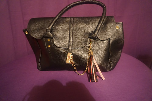 Black Grindaholic Bag
