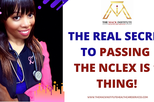 NCLEX SUCCESS MasterClass