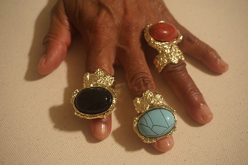 Grindaholic Rings