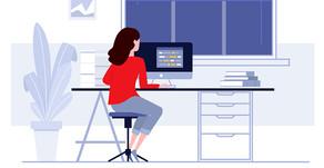 Home office: confira dicas para manter o foco em casa