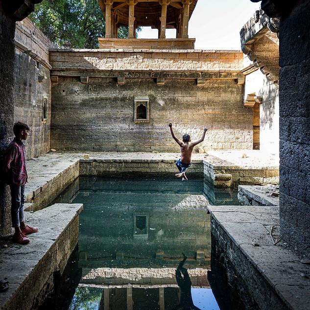 Joghnshver Temple Bawali