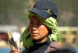 Boatwoman in Lugu