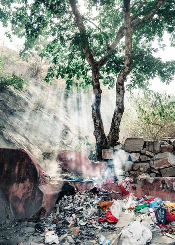 Trash - India - Jaipur