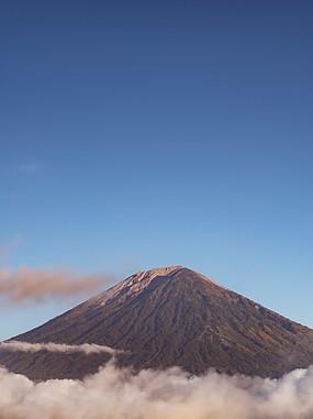 Gunung Agung at Sunrise