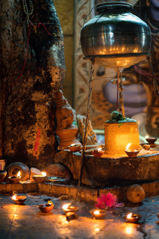 Jaisalmer Gadisar Holy Steplake