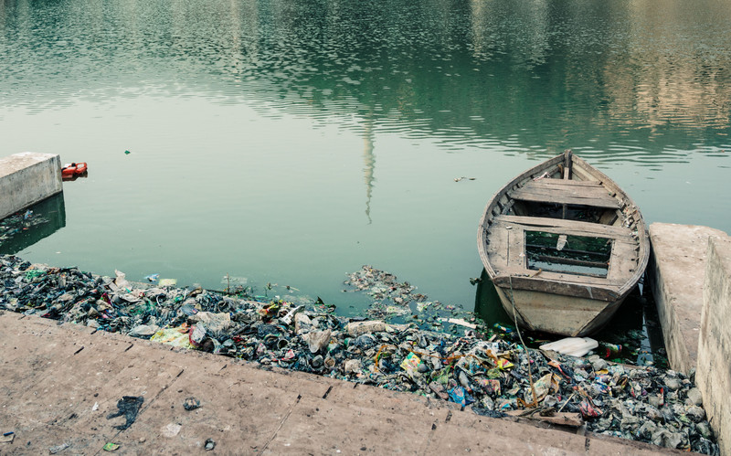 Trash - India - Bundi