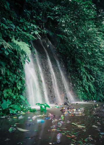 Trash - Indonesia - Bali