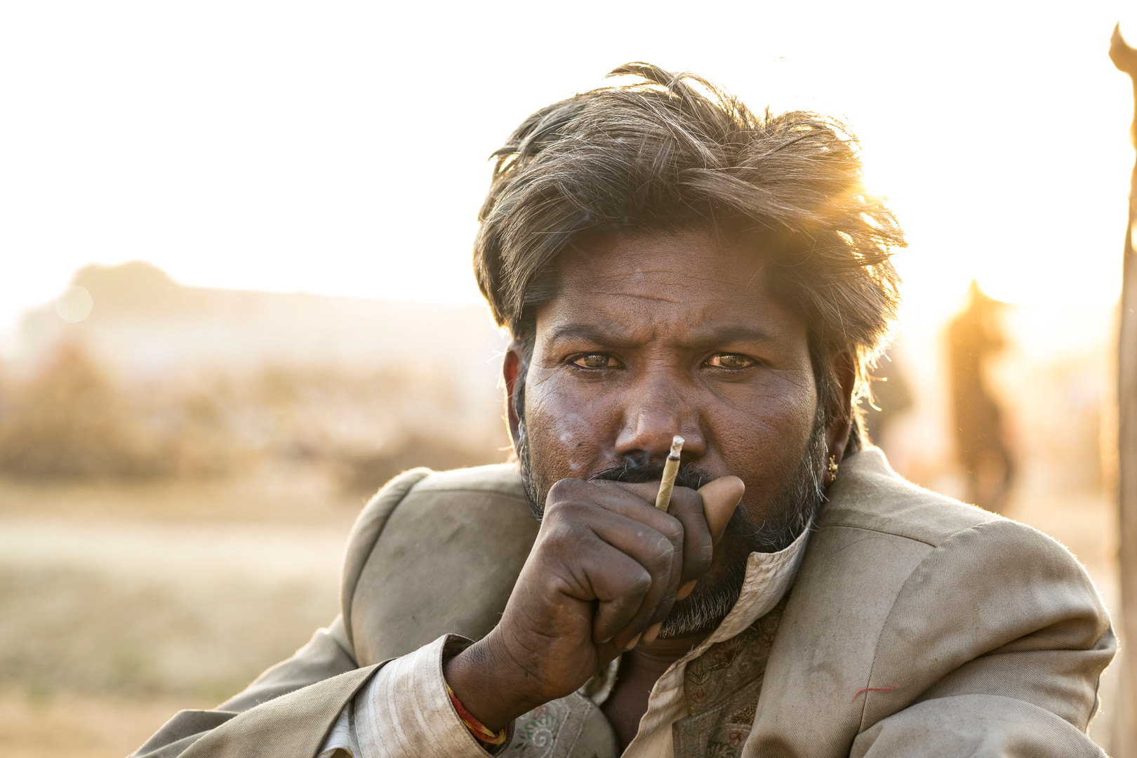 Ethics in Photography - India - Pushkar