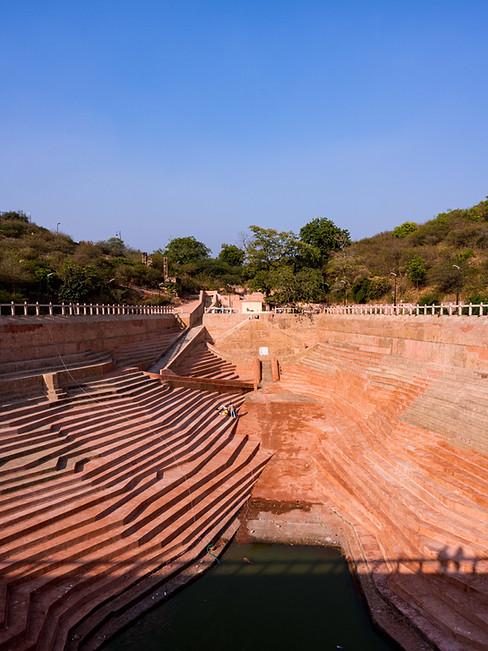 Nahargarh Fort Bawris