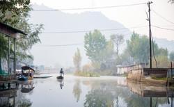 Floating Market, Dal Lake, Srinagar