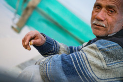 Portrait of a Fisherman, Srinagar