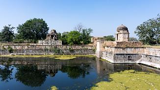 Bhimlat Kund in Chittorgarh Fort