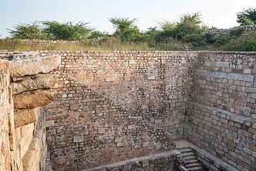 Tughlakabad Fort Baori