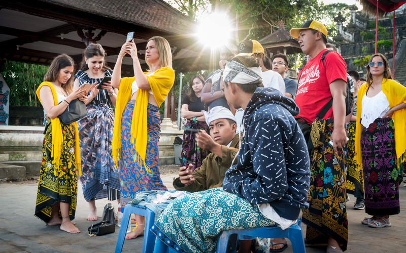 Social Media Effect - Indonesia - Bali