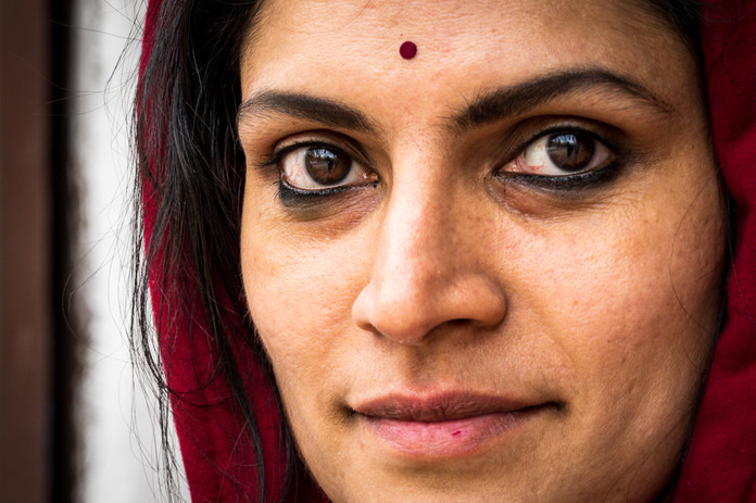 Northern India's woman