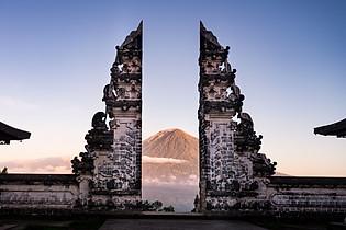 Gates of Heaven, Sunrise
