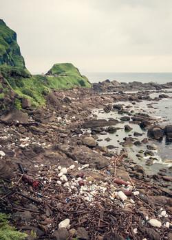 Near Nanya Rock, Taiwan