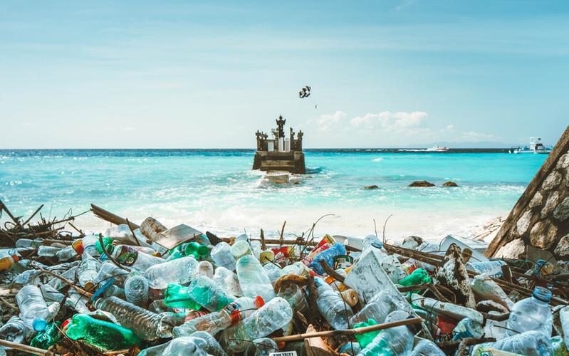 Trash - Indonesia - Nusa Penida