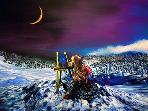ロッジスコーレ『樹氷にて待つ』