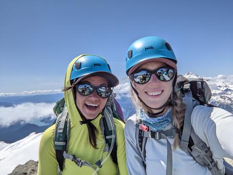 SheJumps Fundraising Climb: Mt. Shuksan Recap 2021