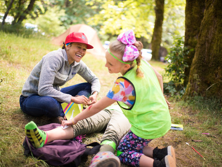 Wilderness First Aid Course Scholarship: SheJumps' Ongoing Commitment to DEI