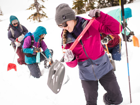 Register today for the 2022 SheJumps Alpine Finishing School