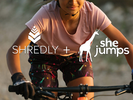Introducing the SHREDLY x SheJumps Capsule Collection