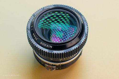 Nikon AI 35mm f2.0